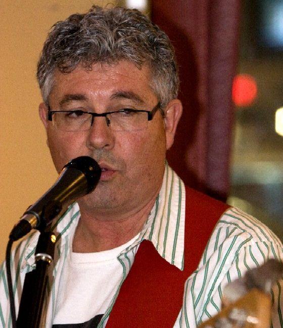 Burke singing